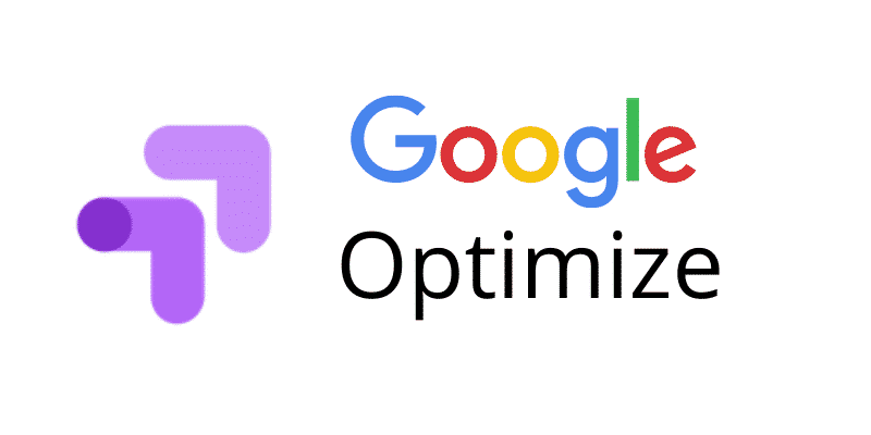 AB Test - Google Optimize Logo