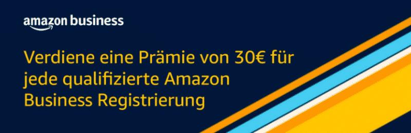 Amazon Partnerprogramm Bounty Event Amazon Business