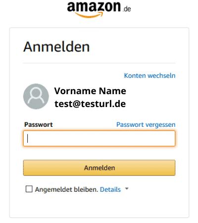 Amazon Partnerprogramm Konto Registrieren Bankverbindung