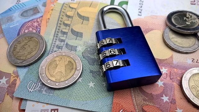 Geld Sicherheit