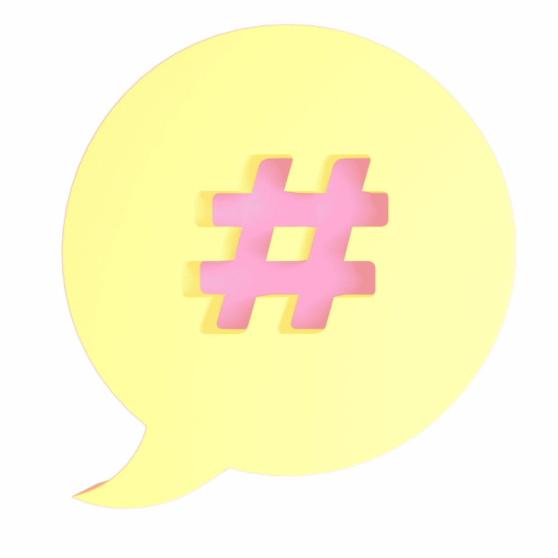 Instagram Reichweite aufbauen in 2021 Hashtag