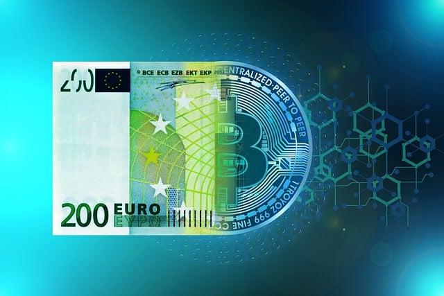 Kryptowaehrung Geld