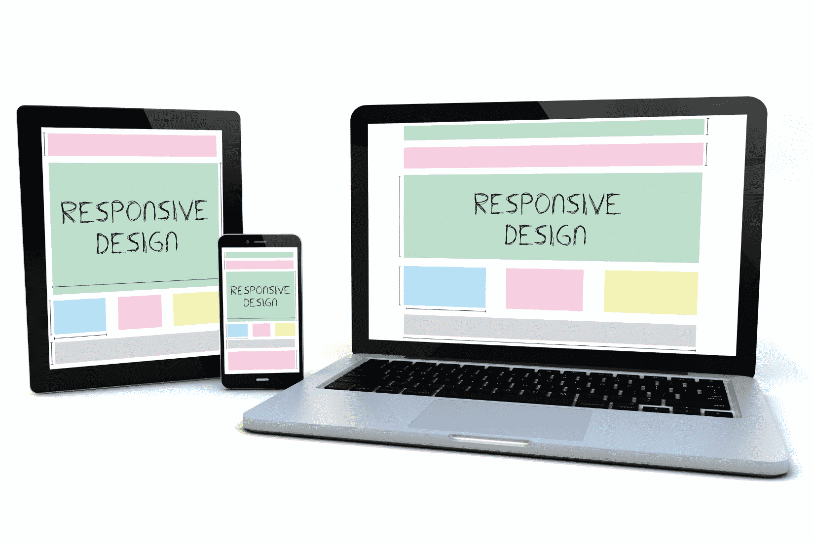 Mobile First - Responsive Design