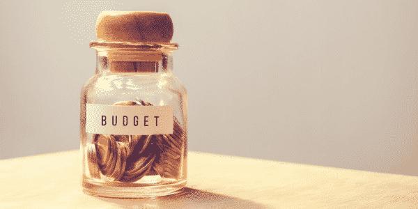 Online Business - Budget