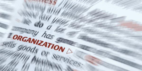Online Business - Organisation