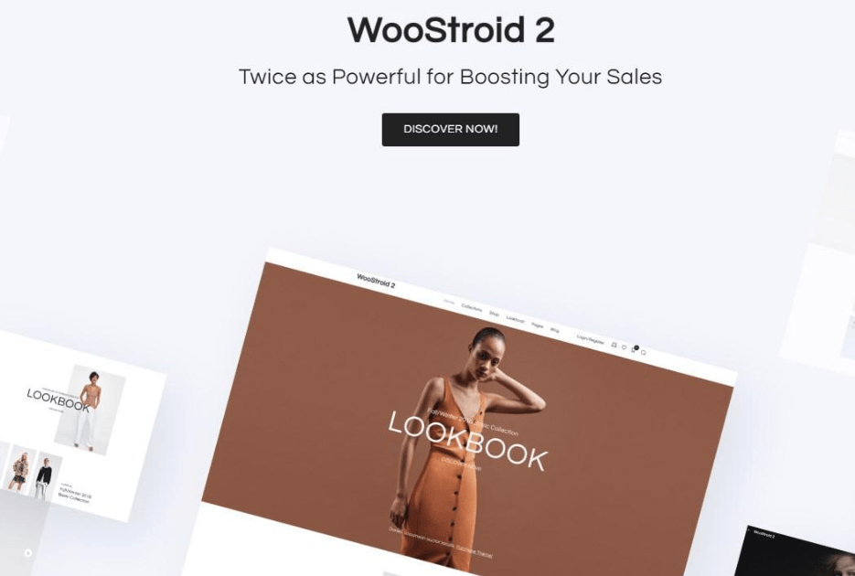 WooStoid2 WooCommerce Theme