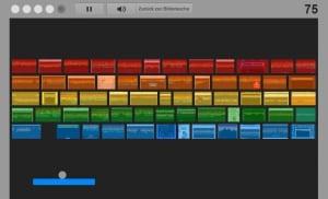 Atari Breakout bei Google