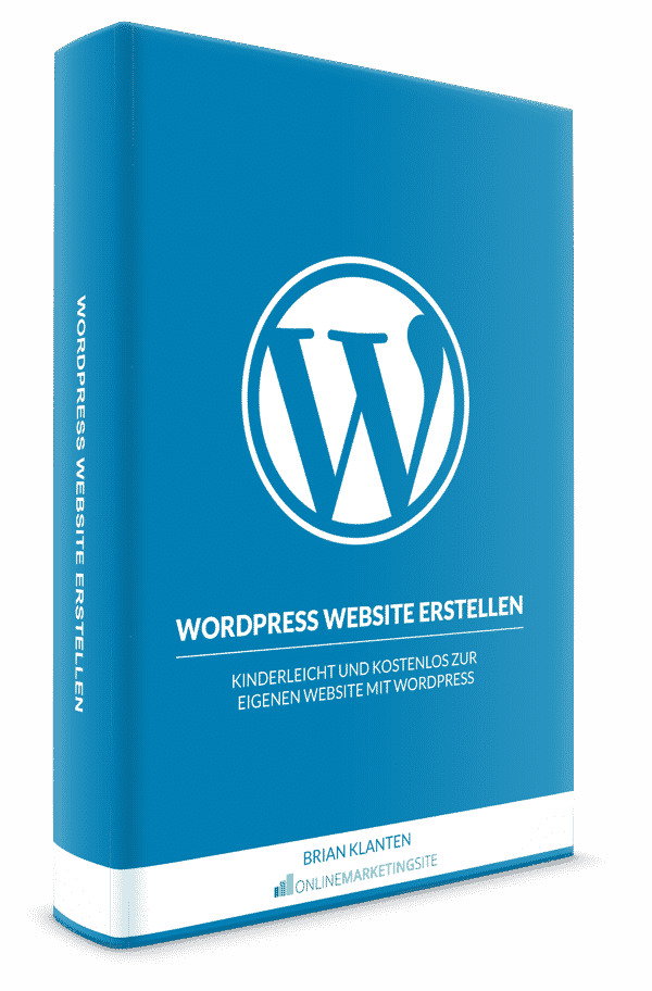 Wordpress Website erstellen