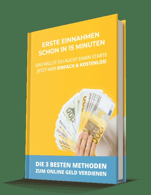 Die drei besten Methoden online Geld zu verdienen