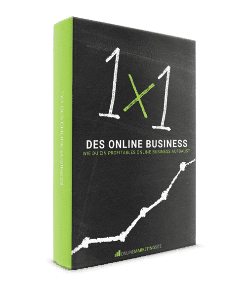 Das 1x1 des Online Business