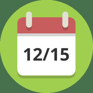 Dezember 2015 Kalender