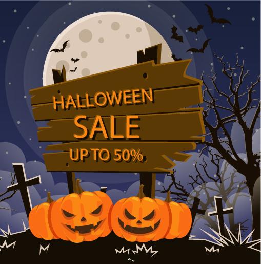 Beispiel einer Halloween Aktion
