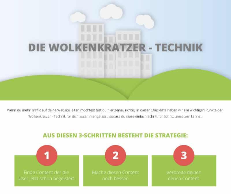 Checkliste zur Wolkenkratzer Technik