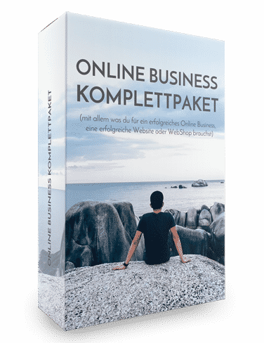 Online Business Komplettpaket