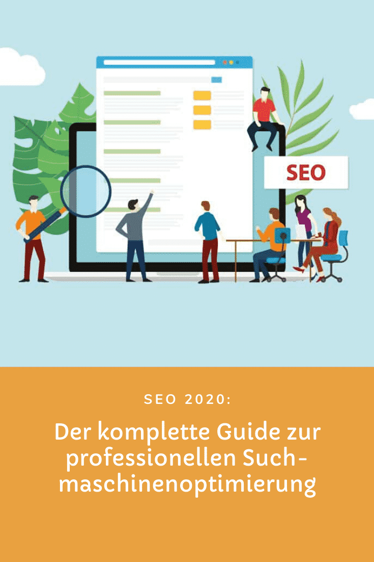 SEO: Der komplette Guide zur professionellen Suchmaschinenoptimierung