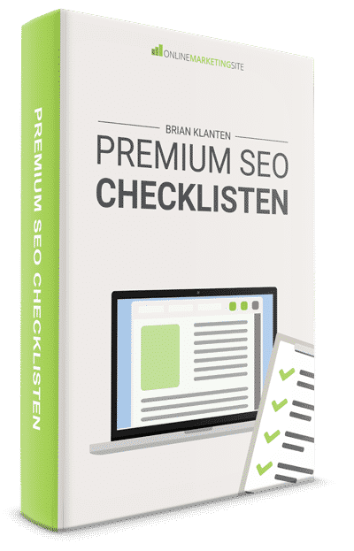 Premium SEO Checklisten