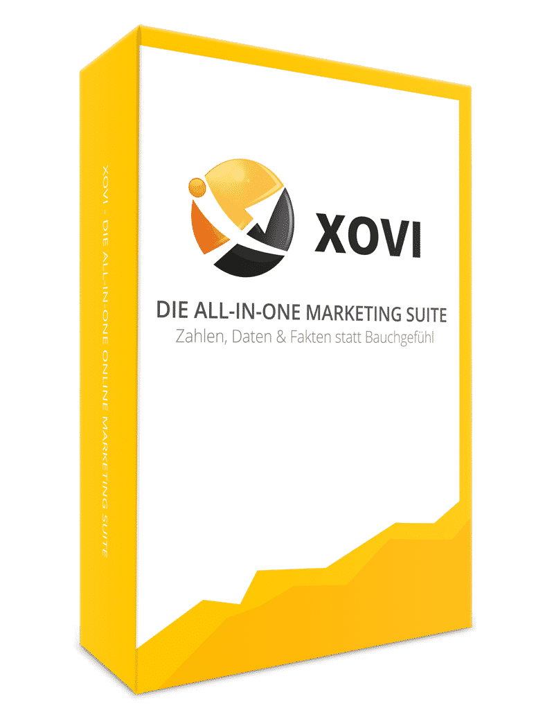 Xovi - Das All-In-One Online Marketing Tool