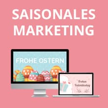 Saisonales Marketing