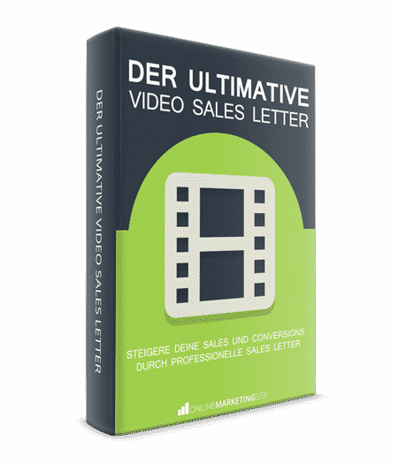 Der ultimative Video Sales Letter
