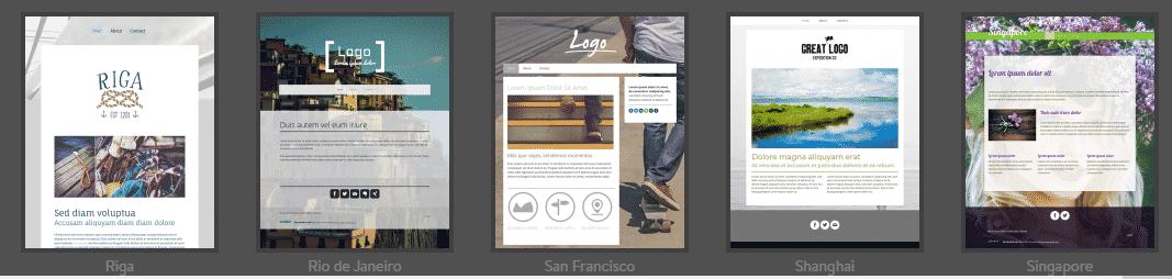 Website erstellen bei Jimdo