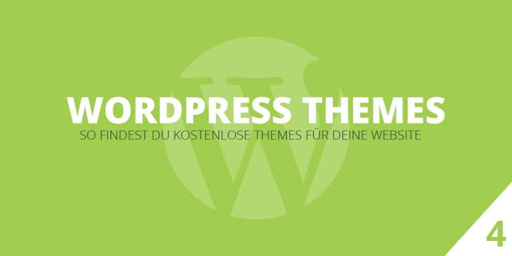WordPress Themes kostenlos finden